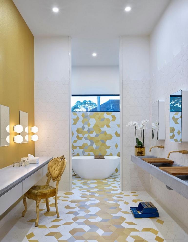 Mutina slider salle de bain